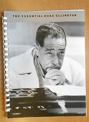 THE ESSENTIAL DUKE ELLINGTON MUSIC BOOK  Duke Ellington Music Book