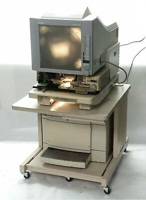 Konica Minolta Ms6000 Microfilm Microfiche Viewer Reader Scanner Wmsp-3000uc-2