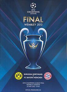 2013-UEFA-CHAMPIONS-LEAGUE-FINAL-BAYERN-MUNICH-v-BORUSSIA-DORTMUND-PROGRAMME
