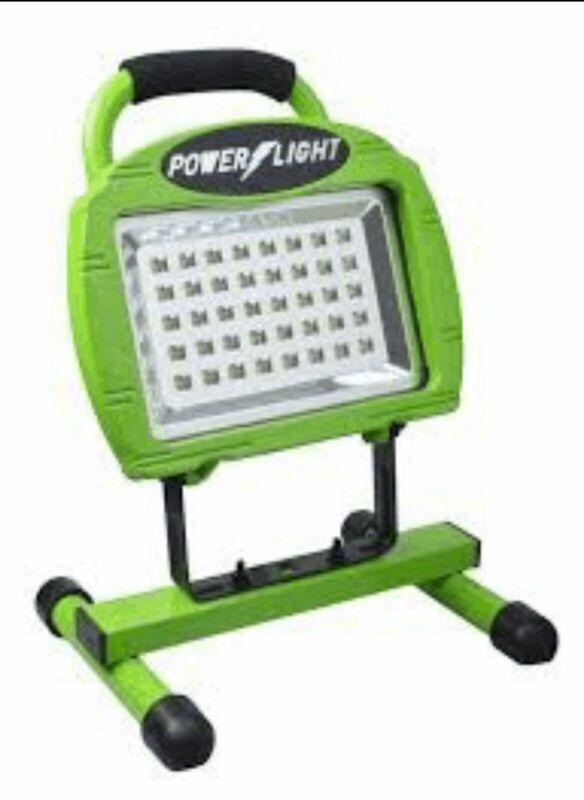 Woods DE 1224LM 40 LED Work Light 120V Shop Jobsite Home Auto Paint L1324 NIB