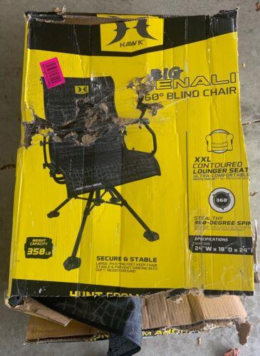 HAWK - BIG DENALI LUXURY BLIND CHAIR - HWK-3115 - OPEN BOX