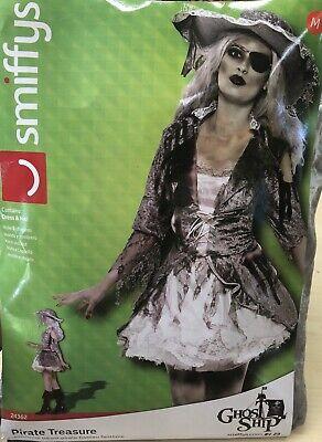 Costume Da Pirata Fantasma Donna