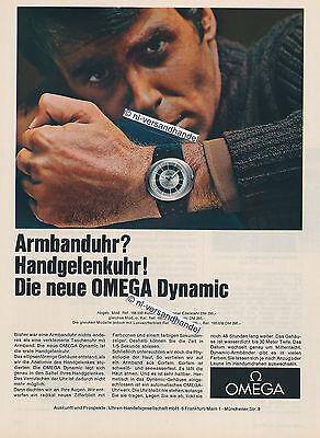 Omega-Dynanic-1968-Reklame-Werbung-genuine Advertising-nl-Versandhandel