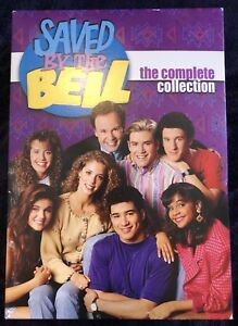 Saved By The Bell Complete Collection DVD Set