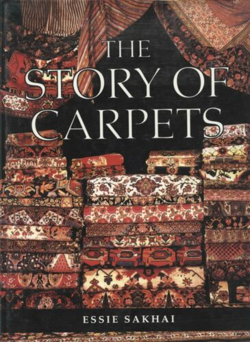 Antique Oriental Carpets - History Types Makers Symbols Care Etc. / Book