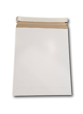 Stay Flat Mailer 9 34 X 12 14 Document Or Photo Self-seal Rigid - 15 Pieces