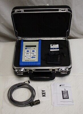 New Delta Regis Drtm-20 Torque Monitor W Drtx3038-50 Transducer 50 Nm 38 Sq