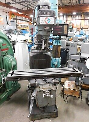 10345 Comet Vertical Milling Machine