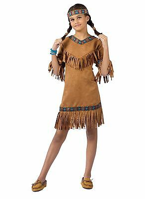 Native American Indian Princess Girl Child - Native Indian Princess Kostüm
