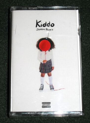 "JESSIE REYEZ ""KIDDO"" EP CASSETTE TAPE - Figures -New & Sealed **Extremely Rare**"