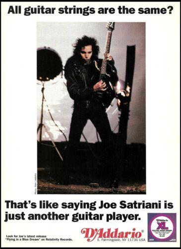 Joe Satriani 1991 D