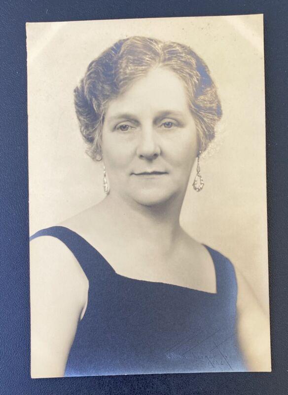 1936 Harriet Rein Worthy Grand Matron OES Order Eastern Star Youngstown ohio