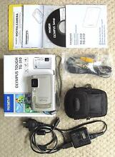 Olympus Tough TG-310 Digital Waterproof Camera with Case Scarborough Stirling Area Preview