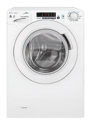 Candy GVSW 485D-S Waschtrockner 8 kg/5 kg, EEK A, 1400 U/Min., Waschmaschine