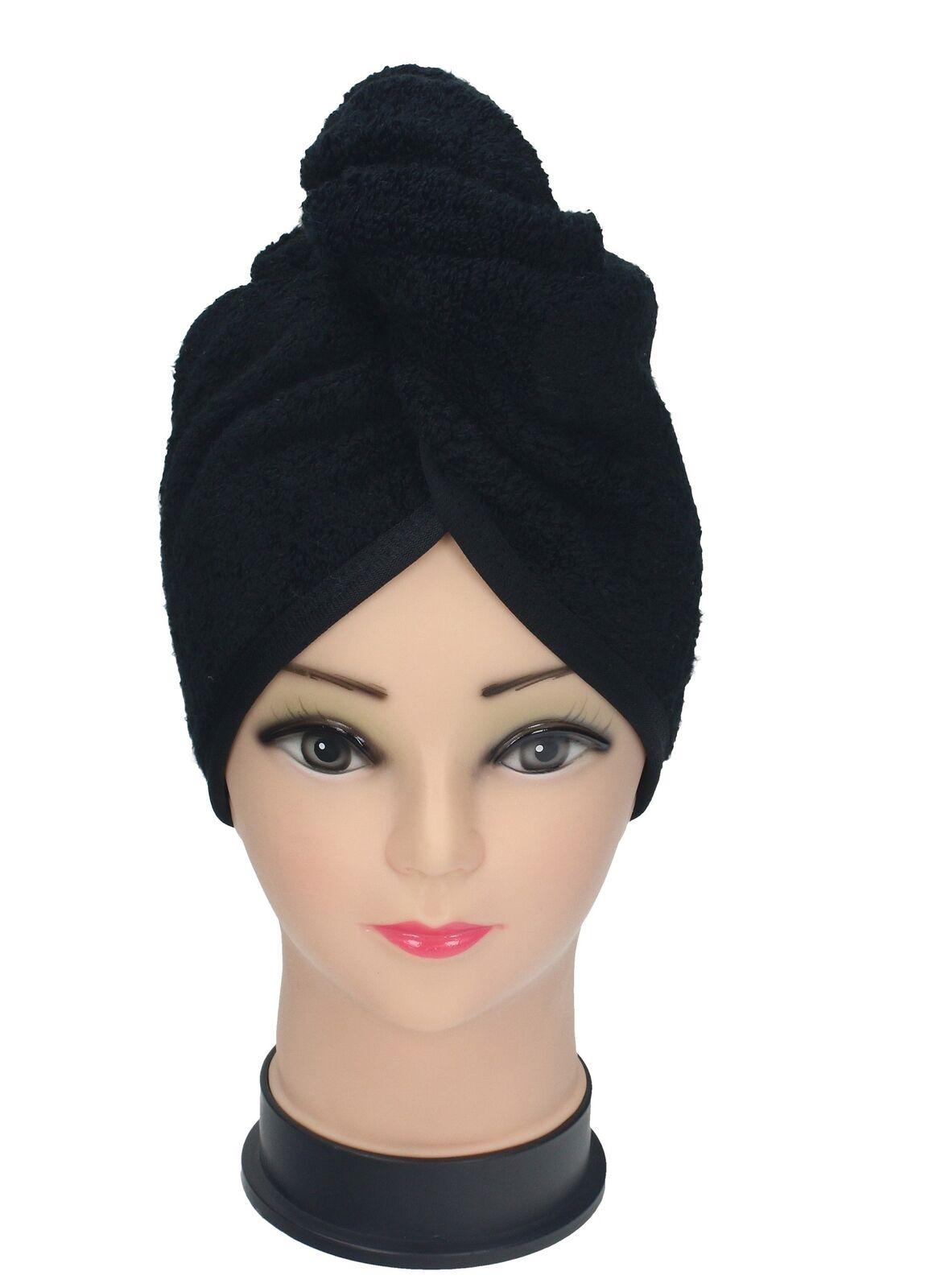 Betz Turban Handtuch Frottee Haarturban Kopftuch Damen 100% Baumwolle
