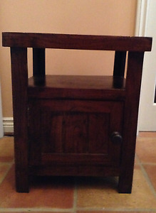 Beautiful Indian Solid Wood Night Table