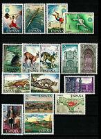Año Completo 1975 (nuevo, Sin Usar) Edifil 2071 A 2116 -  - ebay.es