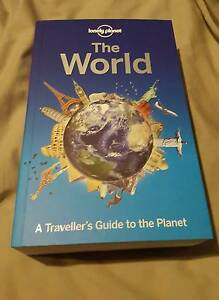 Lonely Planet 'The World' Travel Guide Seville Grove Armadale Area Preview
