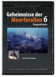 DVD Geheimnisse der Meerforellen Teil 6 Fliegenfischen