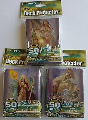 Ultra Pro - Deck Protector - 3x 50 Sleeves = 150 - Magic Pokemon Yu-Gi-Oh
