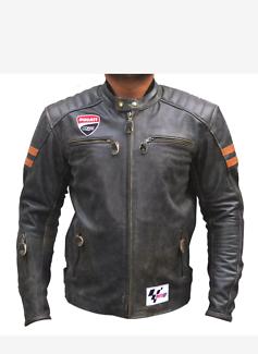 Brand New Motorcycle/Motorbike Vintage Leather jacket