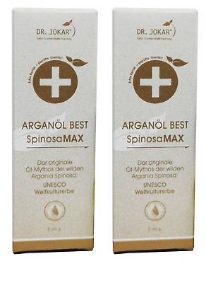 Arganöl BEST ORIGINAL Nagelöl - Nagelpflege für schöne Nägel - 10 ml, natürlich - 10 Ml Natürlicher