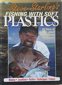 Fishing with soft plastics by Steve Starling Smithfield Cairns City Preview