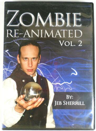 Jeb Sherrill Zombie Re-Animated Vol. 2