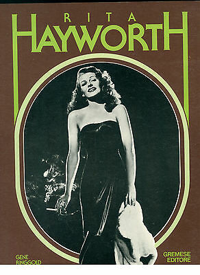 RINGGOLD GENE RITA HAYWORTH GREMESE 1982 CINEMA HOLLYWOOD