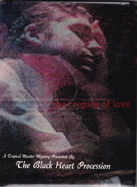 The Black Heart Procession - The Tropics of Love - DVD (Touch & Go Region Free)
