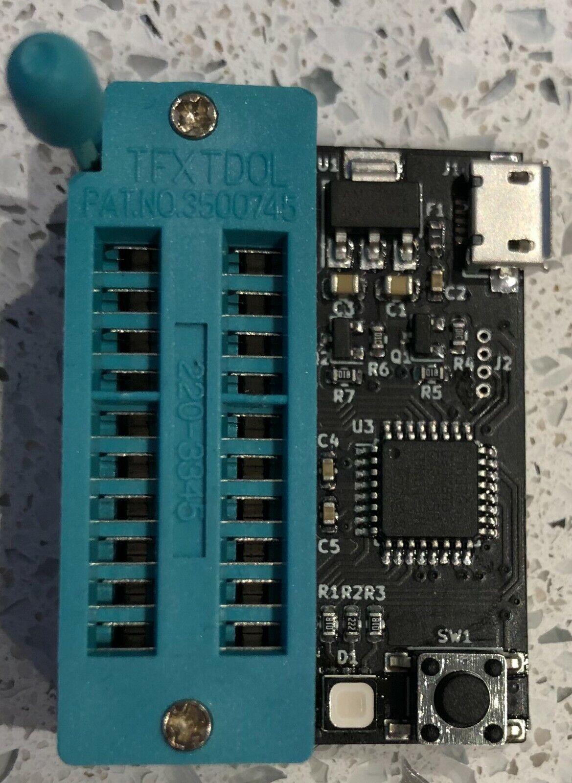  4416, 4464, 44256 4 bit DRAM Tester, ZX Spectrum,…