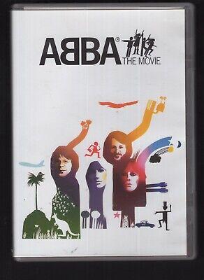 ABBA: The Movie [#2] by ABBA (DVD, Sep-2005, Polydor)