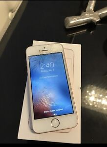 APPLE IPHONE 5S / 64 GB Rose Gold/White