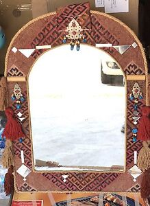 Very beautiful handmade mirror