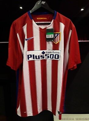 8b836b9651 Clothing - Atletico Madrid Shirt - 4 - Trainers4Me