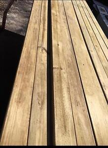 LOTS of brand new treated pine decking. Collingwood Park Ipswich City Preview