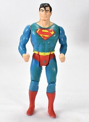 VINTAGE 1984 KENNER DC SUPER POWERS SUPERMAN ACTION FIGURE missing cape VTG