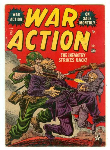 War Action 13   Atlas
