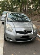 Toyota Yaris 2010 with 8 months Rego Low kms Toongabbie Parramatta Area Preview