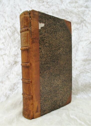 1755 CRIMINAL LAW Georg Meister PRINCIPIA JURIS CRIMINALIS Rare FIRST ED. Latin