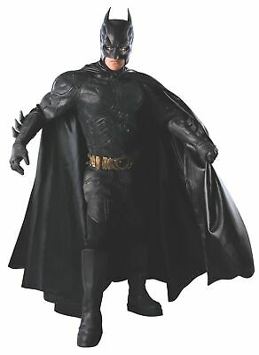Batman Adult Costume Collector's Edition Dark Knight Movie - Batman Collector Kostüme