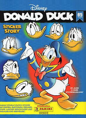 PANINI 85 Jahre Donald Duck Story Sticker zum Aussuchen -Freie Auswahl- 5 Stück