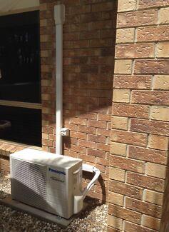 Split System Air Conditioning Installs