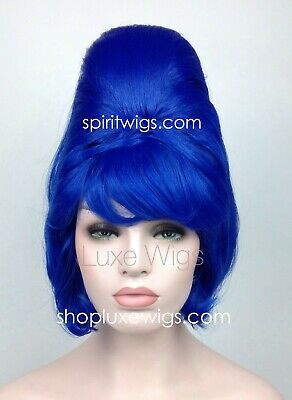 1950s Halloween Wigs (1950's Beehive Wig Theatrical Halloween Costume Wig by SpiritWigs.com Cone)