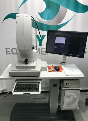 Zeiss Cirrus Photo 600 With Power Table