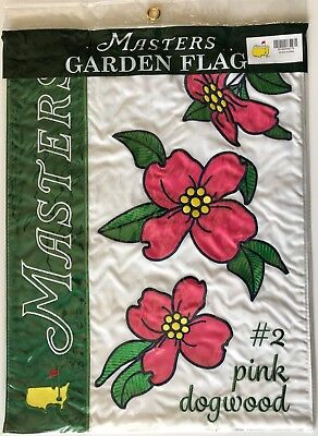 Masters golf garden flag augusta national 2020 masters pga new floral