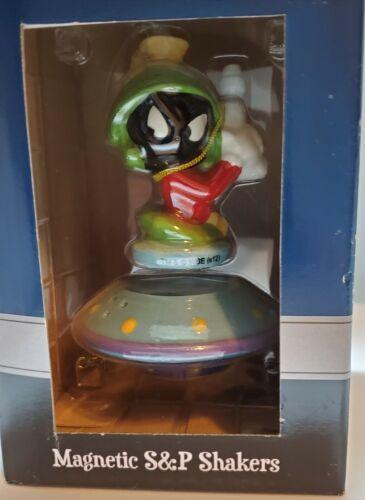 Marvin the Martian Salt Pepper in box