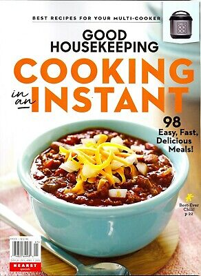 CLEARANCE!  Cooking In An Instant Best Recipes For Your Multi-Cooker (Best Multi Cooker 2019)