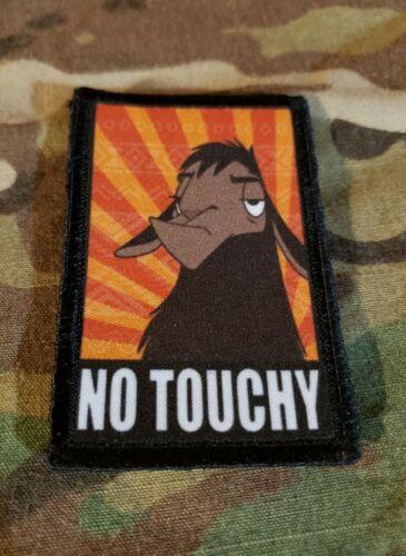 No Touchy Emporer