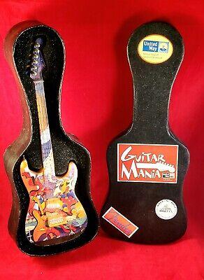 Guitar Mania Red /& Green Fender Ornament Fender Stratocaster Westland, 12082